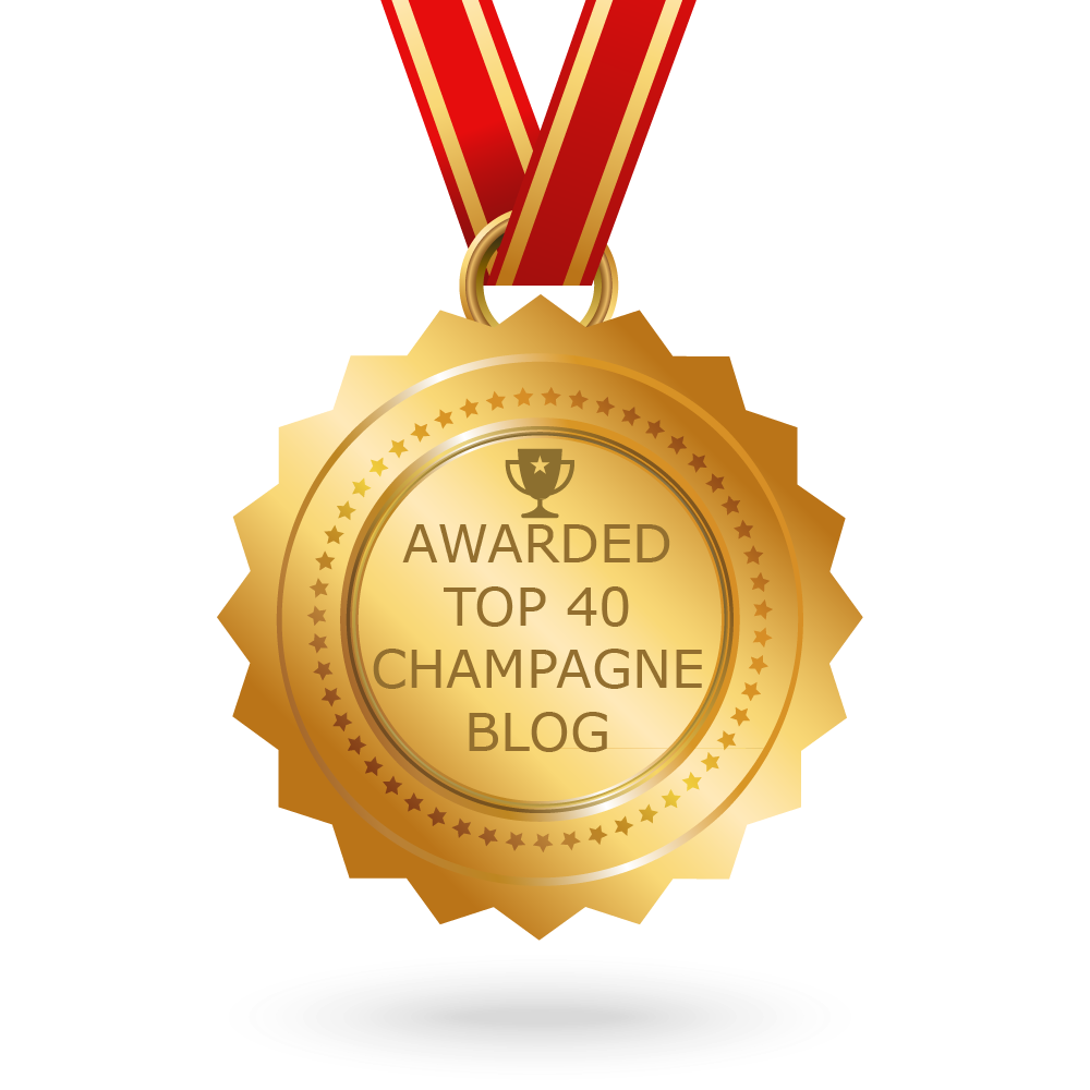 Press Release:  Liz Palmer's website ranks as one of the top Champagne sites