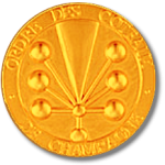 Crest of the Ordre des Coteau