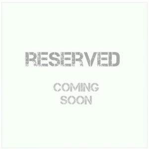 Reserved, coming soon