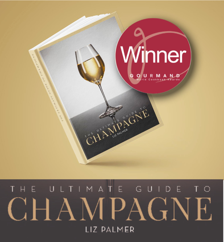 The Ultimate Guide to Champagne by Liz Palmer, Winner, Gourmand
