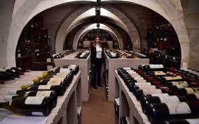 Emmanuel Macron Opens Presidential Wine Cellar to Public