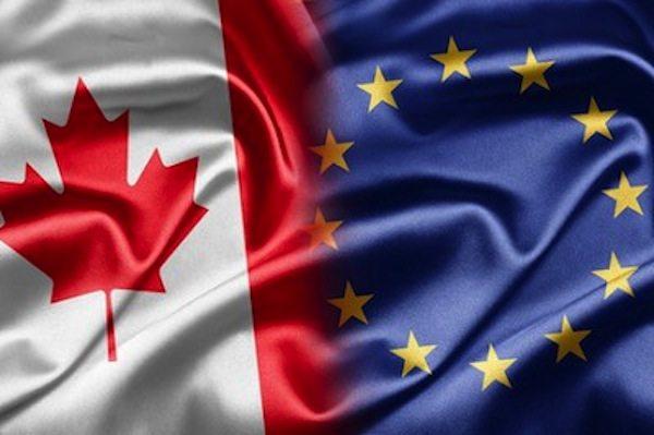 European Wine is dominating Canada