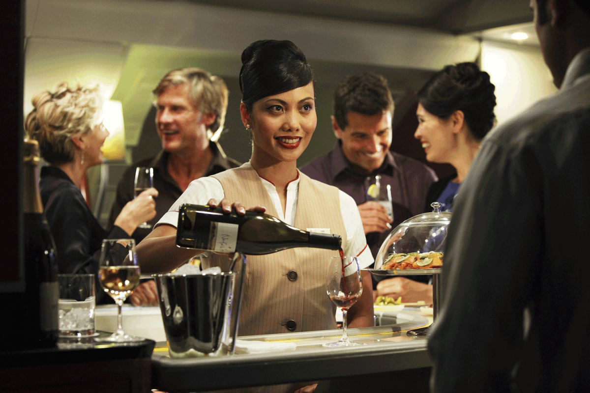 Results are in for Global Traveler's 2014 Wines on the Wing Airline Wine Competition