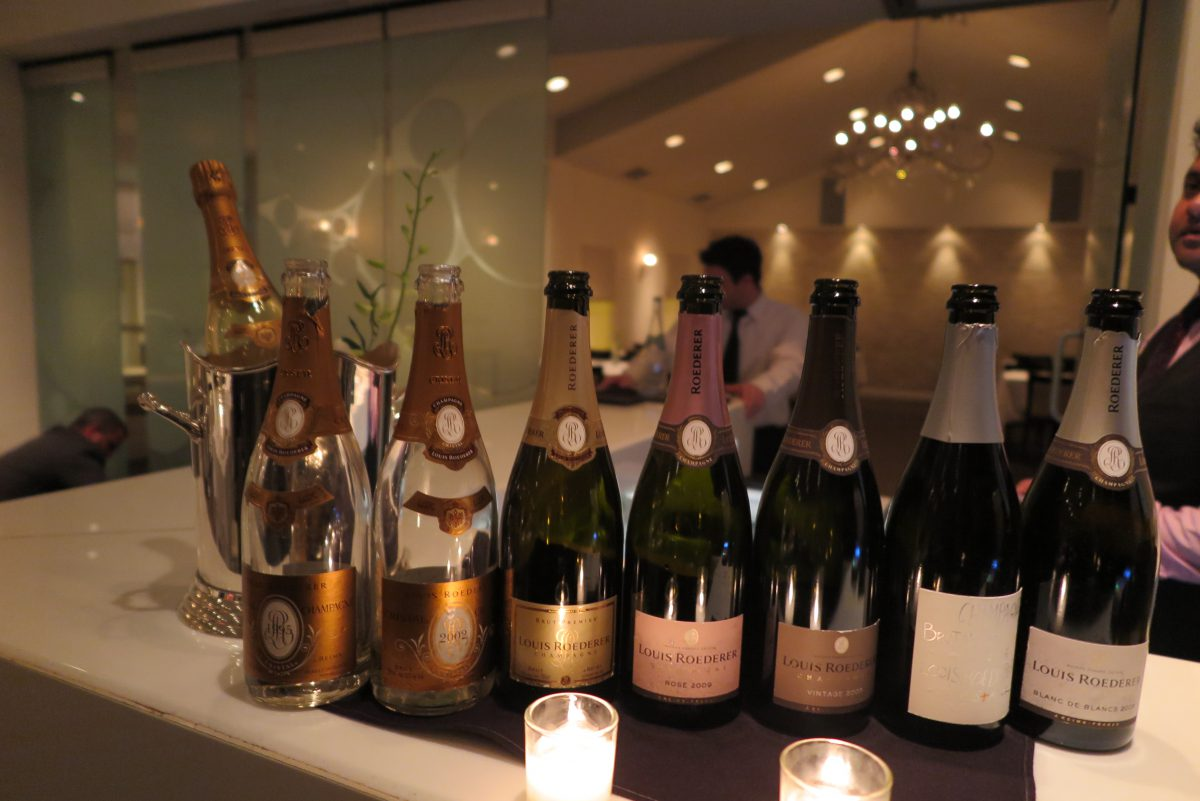 Roederer launches Brut Nature 2006 in Toronto