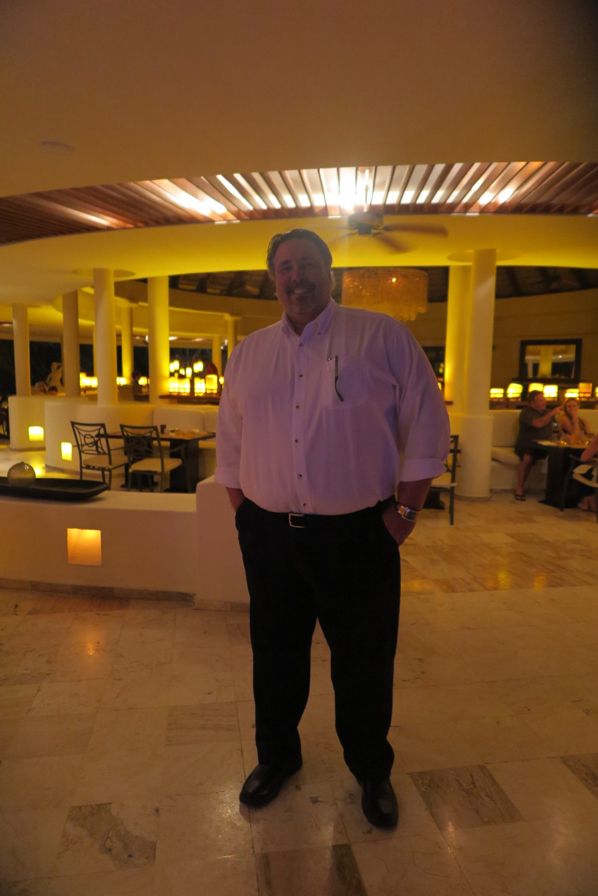 Exclusive Interview with Conrad Bergwerf, Managing Director, of both the Paradisus Palma Real and Paradisus Punta Cana