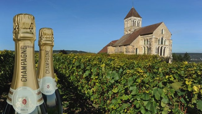 UNESCO adds Champagne Slopes, Houses and Cellars to World Heritage List