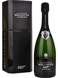 Not Shaken, Not Stirred – What is James Bond's Champagne of Choice?