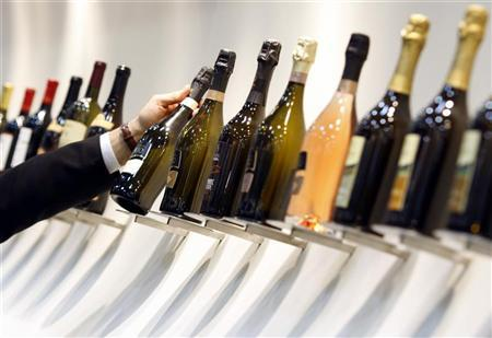 Champagne Sales Set for Record Year