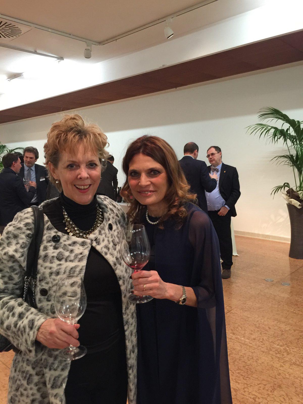 My Interview with: Olga Bussinello, Director, Consorzio Valpolicella – Italy  [Women in Wine Business]