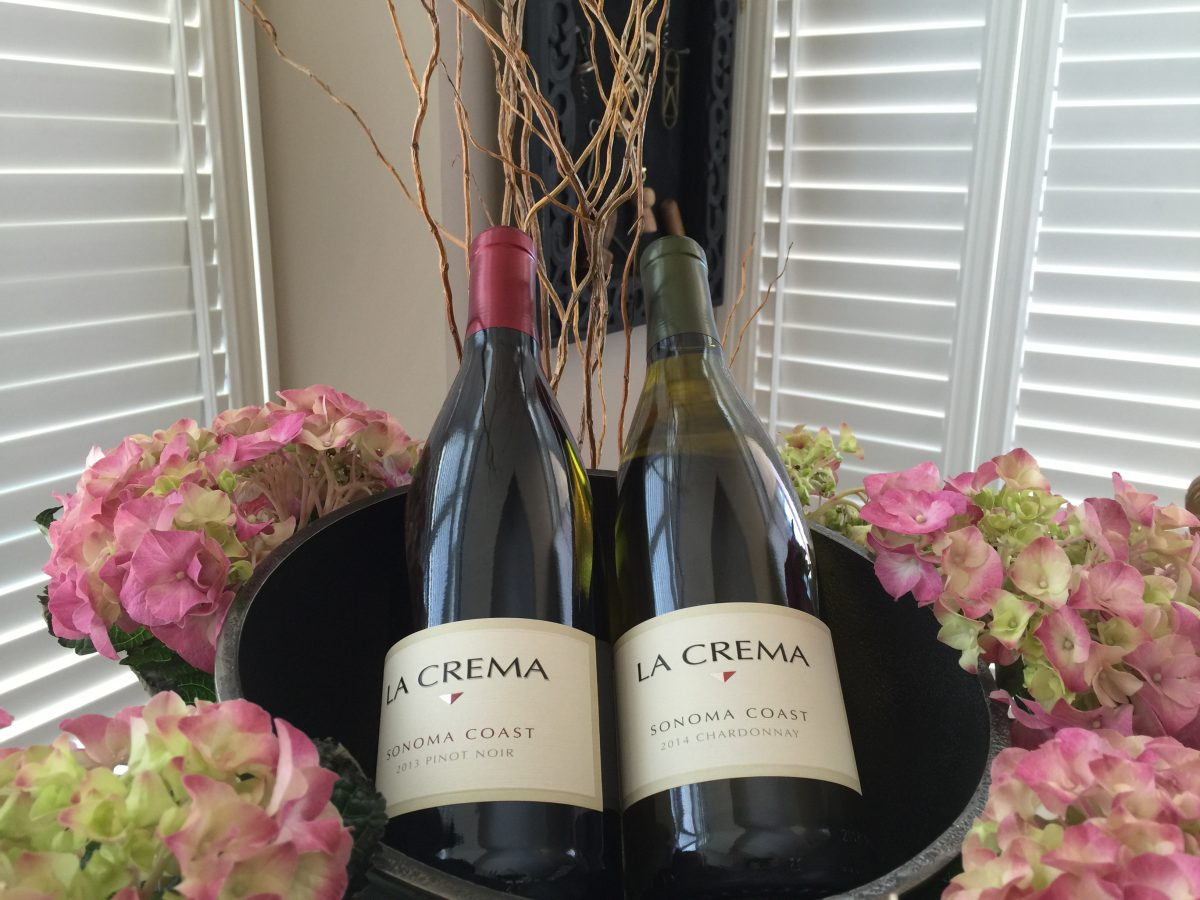 "Wine Review: 2014 La Crema ""Sonoma Coast"" Chardonnay, and 2013 La Crema ""Sonoma Coast"" Pinot Noir"