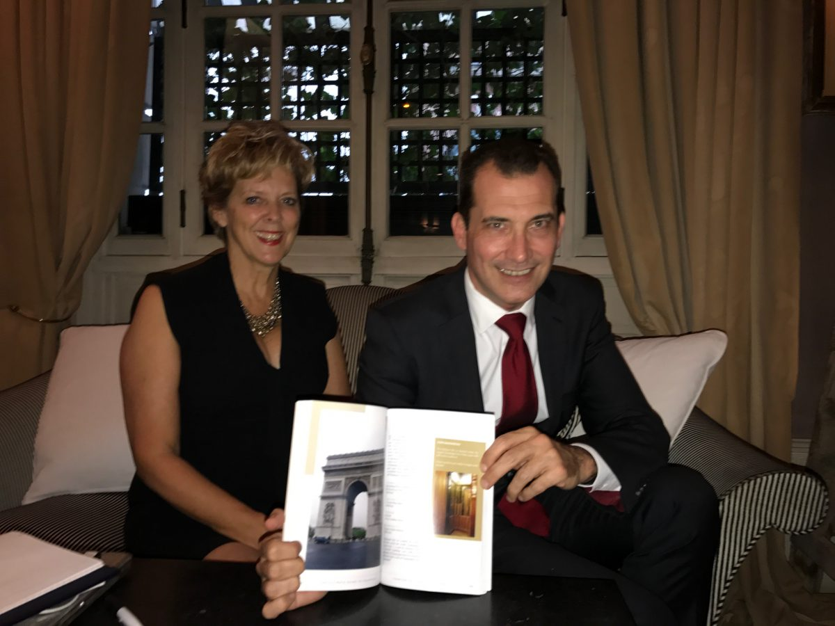 """""""The Ultimate Guide To Champagne"""" Launch at Le Dokhan's, Paris"""