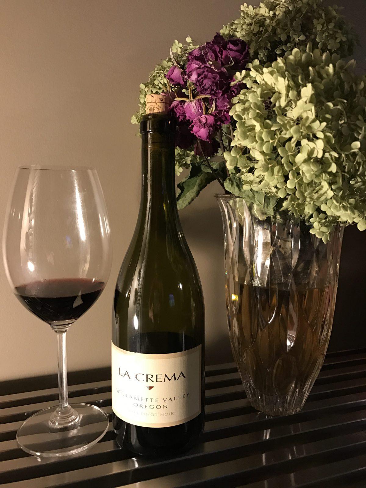 Wine Review:  2014 La Crema Willamette Pinot Noir