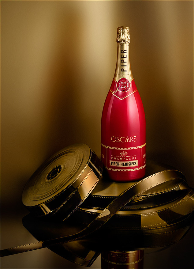 PIPER-HEIDSIECK RETURNS TO THE 2017 OSCARS WITH LIMITED EDITION MAGNUMS