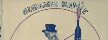 """Heidsieck's """"Champagne Charlie"""" is making a come back"""
