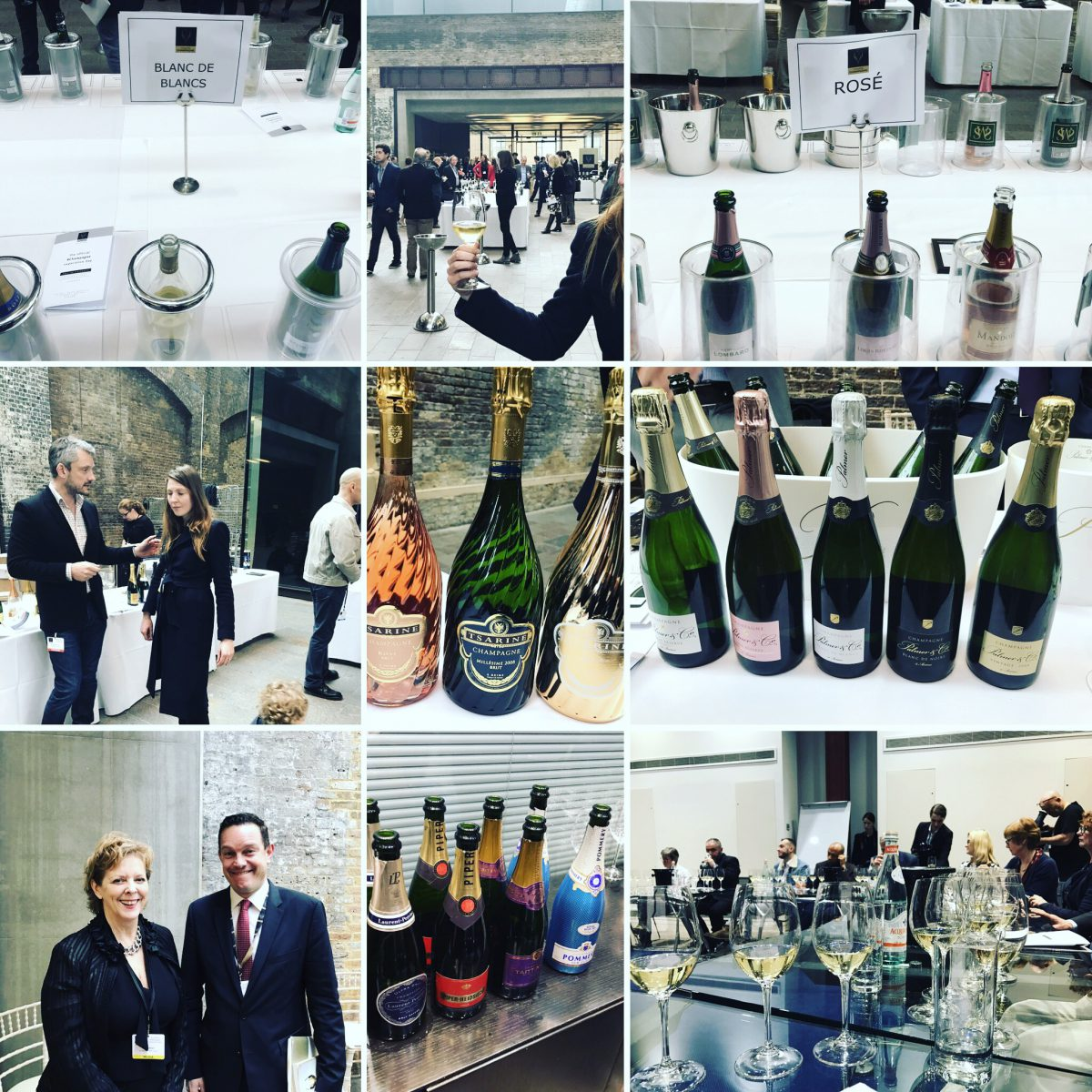 The Official #Champagne Experience Day – London