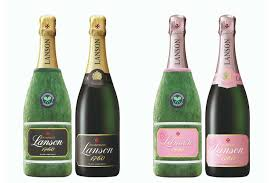 Champagne Lanson releases special sleeves for Wimbledon