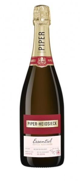 Piper-Heidsieck To Launch Essentiel