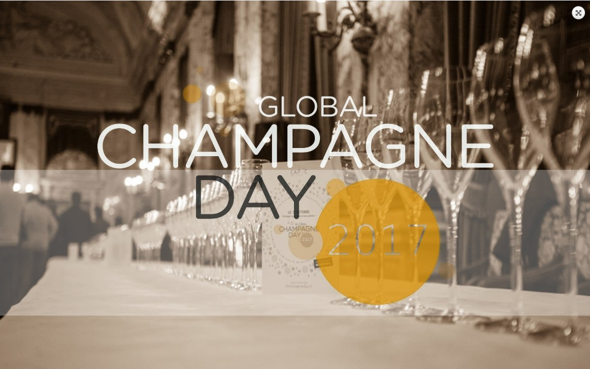 SIX WAYS YOU CAN CELEBRATE CHAMPAGNE DAY ON OCTOBER 20TH, 2017