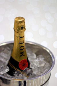 The Golden Globes 2018 and Moët & Chandon