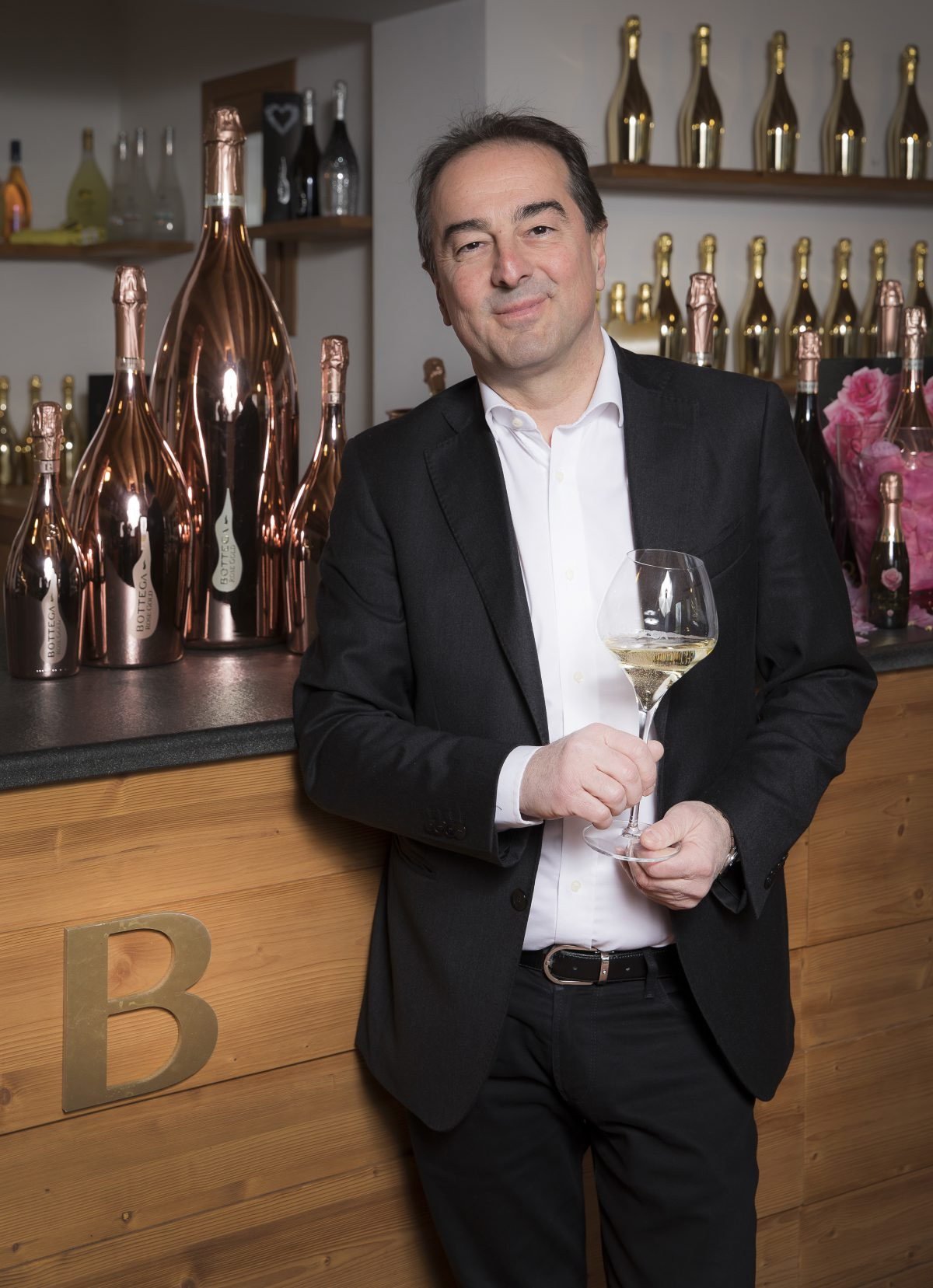 SANDRO BOTTEGA AWARDED RIEDEL WINE MAKER OF THE YEAR IN TORONTO
