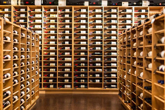 SOTHEBY'S INTRODUCES 'INSTANT' FINE WINE CELLARS