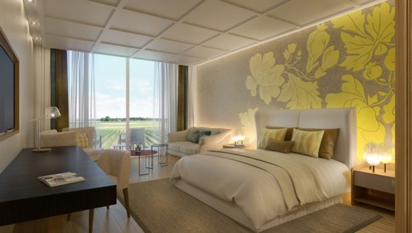 The Royal Champagne Hotel & Spa Opens