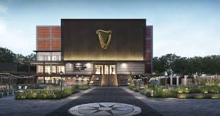 U.S. Guinness Brewery is set to open August 3, 2018