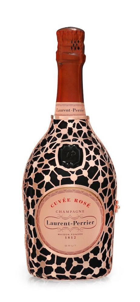 Champagne Review: Laurent-Perrier Cuvée Rosé Constellation