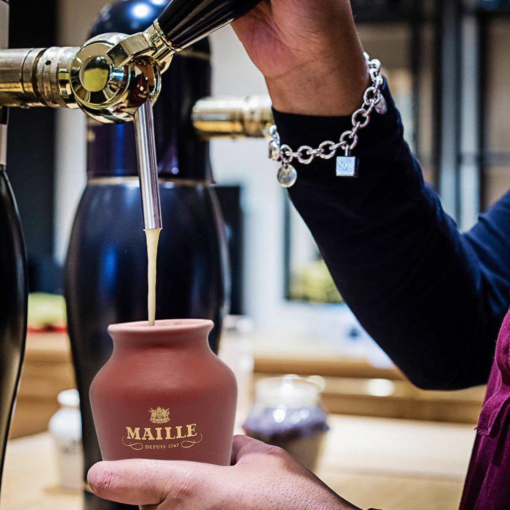 Maille launches Provence rosé mustard