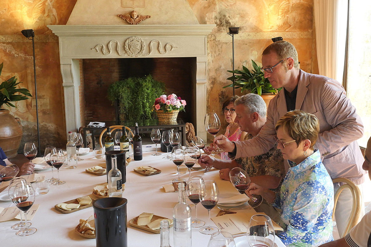 Filippo Magnani of Fufluns Celebrates 20 years of Wine Tours in Italy