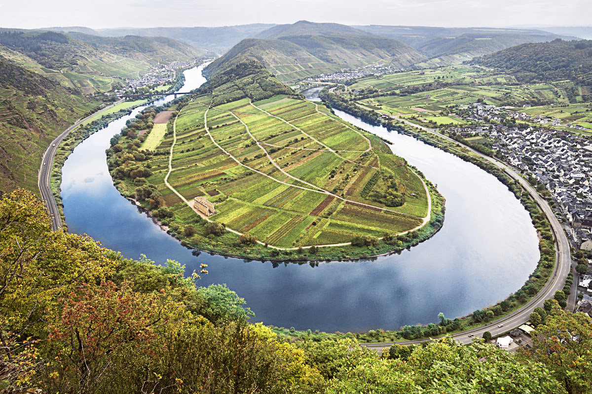 "Wine Enthusiast names Germany's Mosel Valley as ""2019 Wine Region of the Year Nominee"""