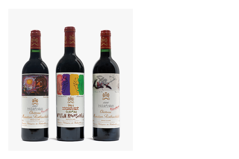 Artcurial Fine Wine & Spirits Auction October 30th and 31st – Paris