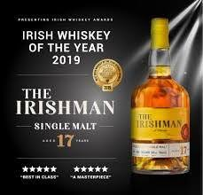 2019 Irish Whiskey Awards