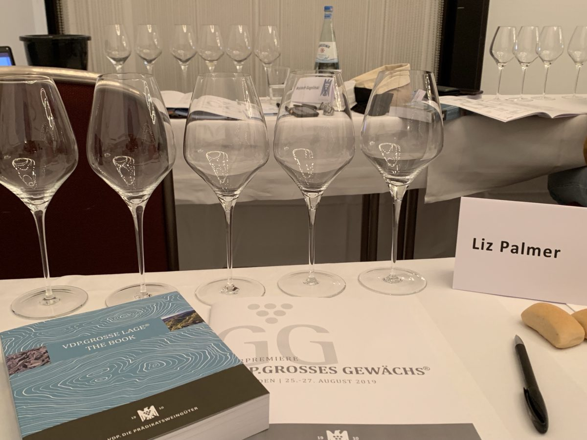 "Exploring the Diversity of the Rheinhessen Wine Region [Part 3 of 3] — VDP ""Große Lage"" Seminar and Tasting"