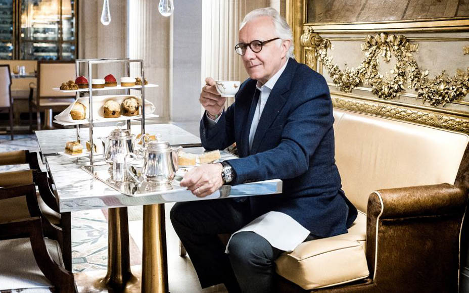 "French Super Chef Alain Ducasse Reduces Wine Prices to Discourage ""Dry January"""