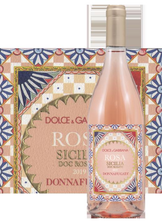 Donnafugata releases Dolce & Gabbana Rosé 2019
