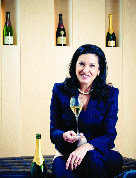 Women in Wine Talks: Leadership in Challenging Times with Maggie Henriquez PhD, President and CEO of Krug Champagne – June 23 2020