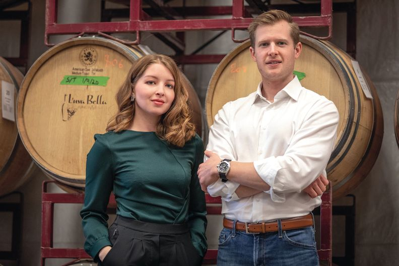 L'uva Bella, Ohio's Largest Winery Acquired by Millennial Investors
