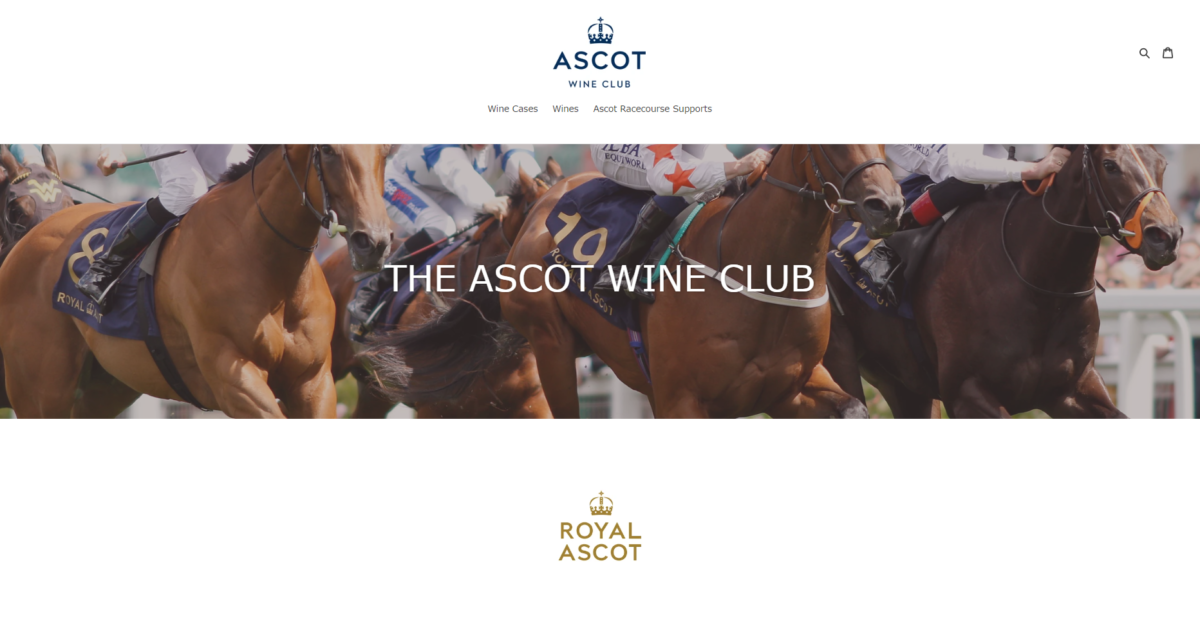 Ascot Launches Wine Club