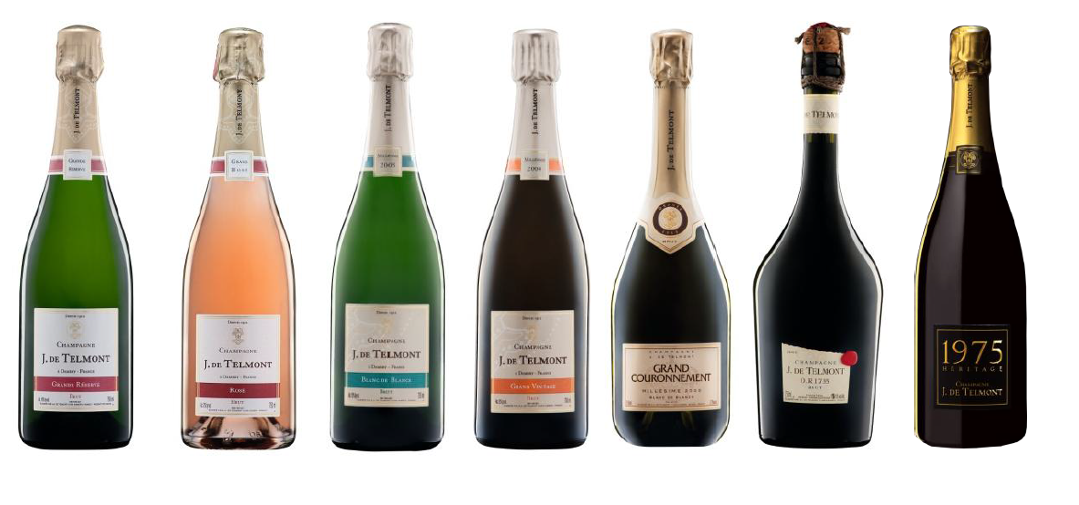 Rémy Cointreau in Negotiations to Acquire Champagne J. de Telmont