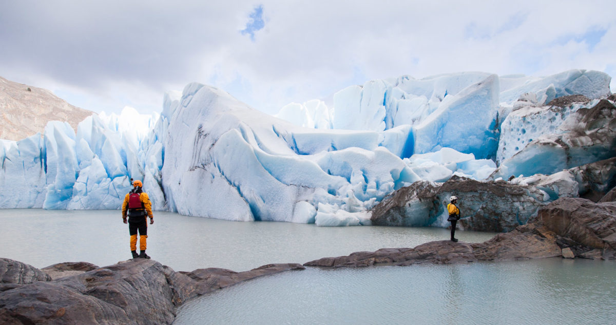 San Pedro is launching a new wine brand to support (Glaciares Chilenos) Patagonian Glaciers