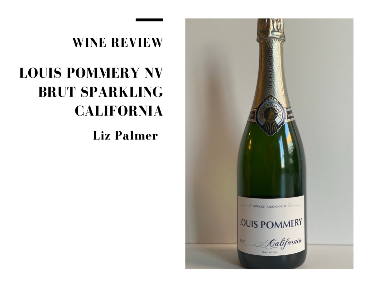Wine Review: Louis Pommery NV Brut Sparkling – California