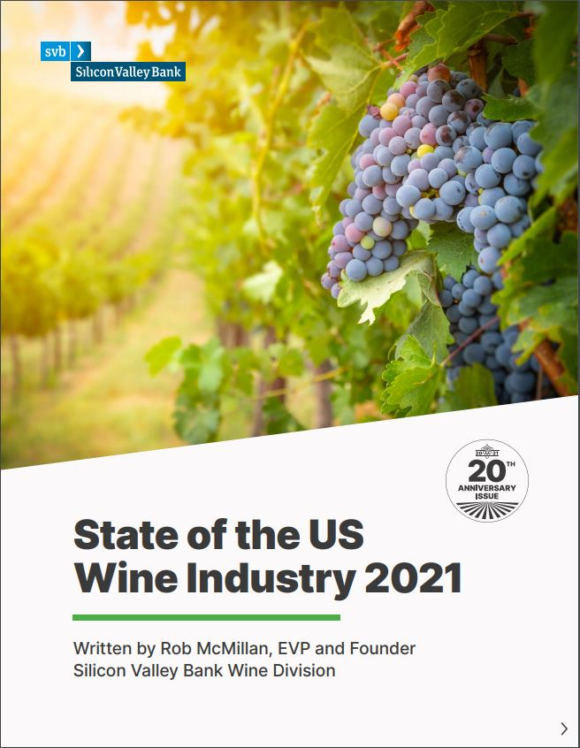 Silicon Valley Bank: The US wine industry will bound back in 2021