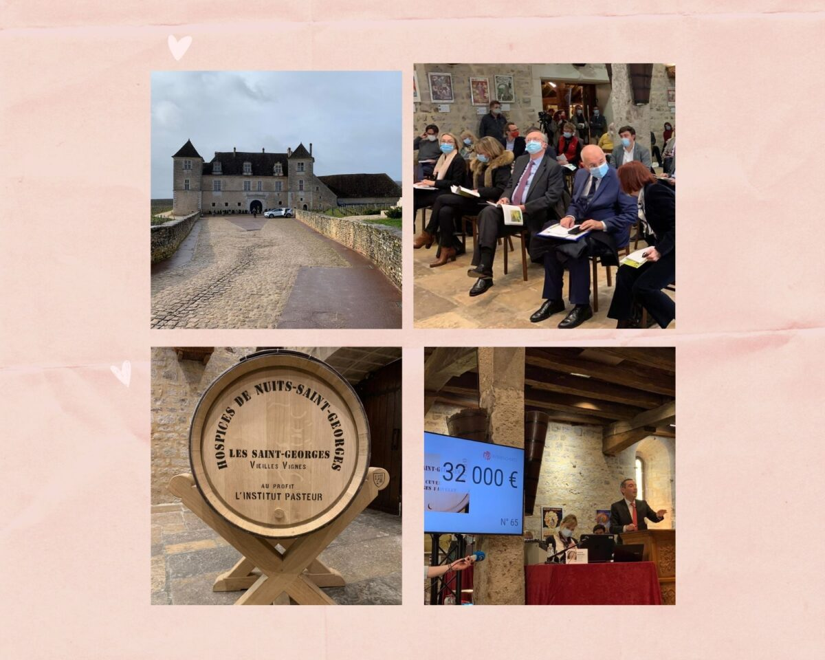 The 60th Hospices de Nuits-Saint-Georges Wine Auction was an outstanding success!