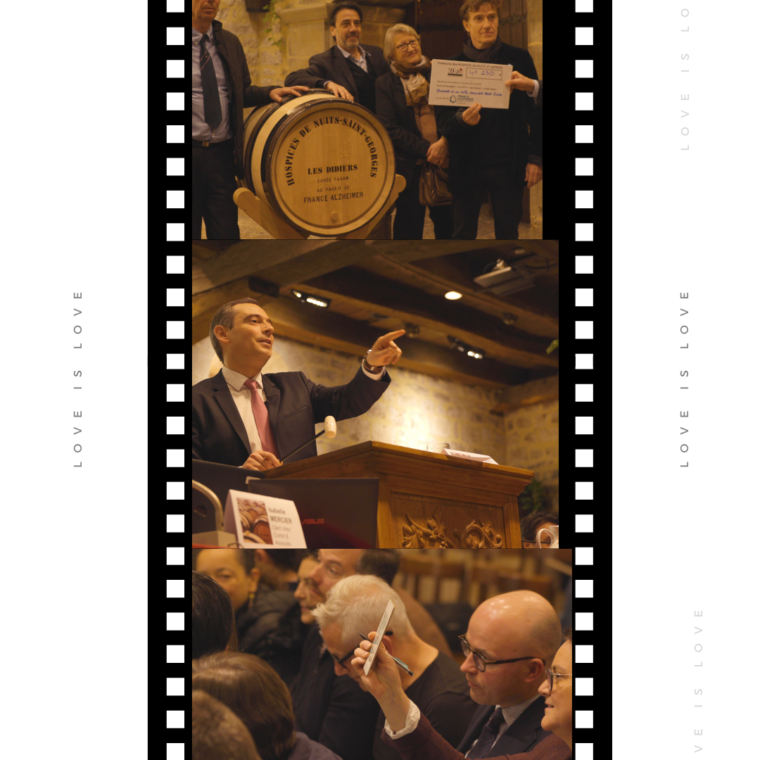 Burgundy's Hospices De Nuits-Saint-Georges Wine Auction Takes Place Sunday March 14th