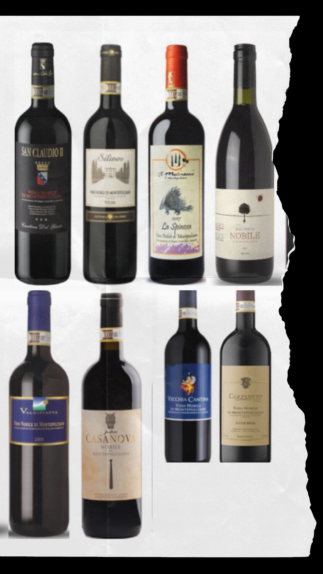 Celebrating Wines of Italy: Vino Nobile di Montepulciano