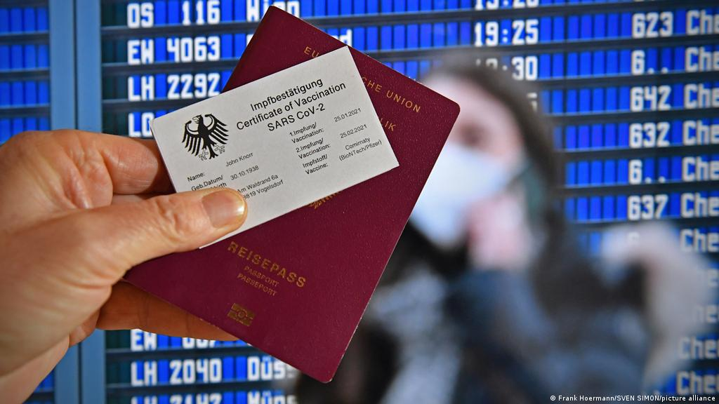 Covid-19 Vaccine Passports Are Coming…..What Will That Mean?
