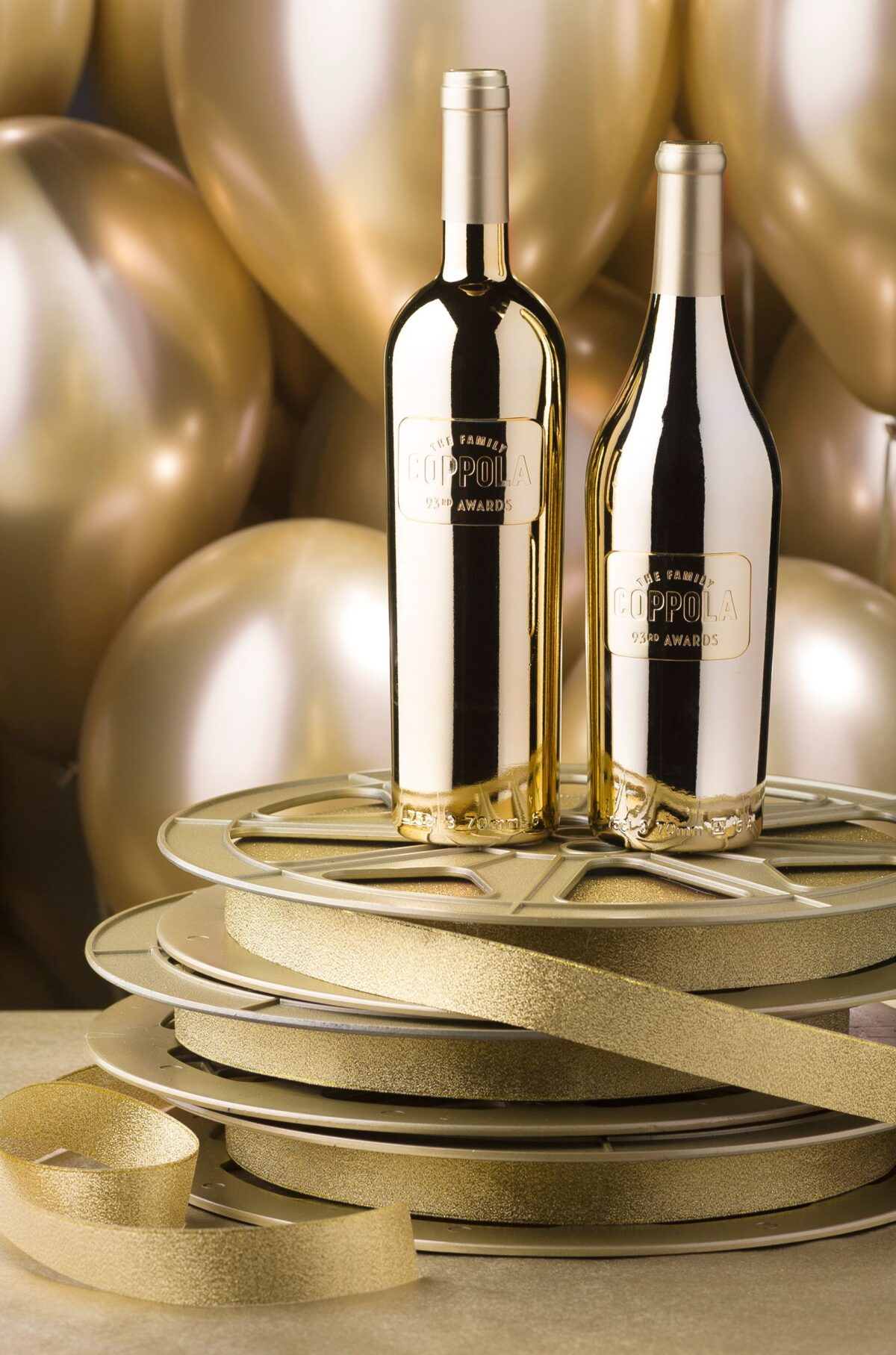 Francis Ford Coppola Winery celebrates the 93rd AcademyAwards with two limited edition wines produced by Bottega S.p.A.