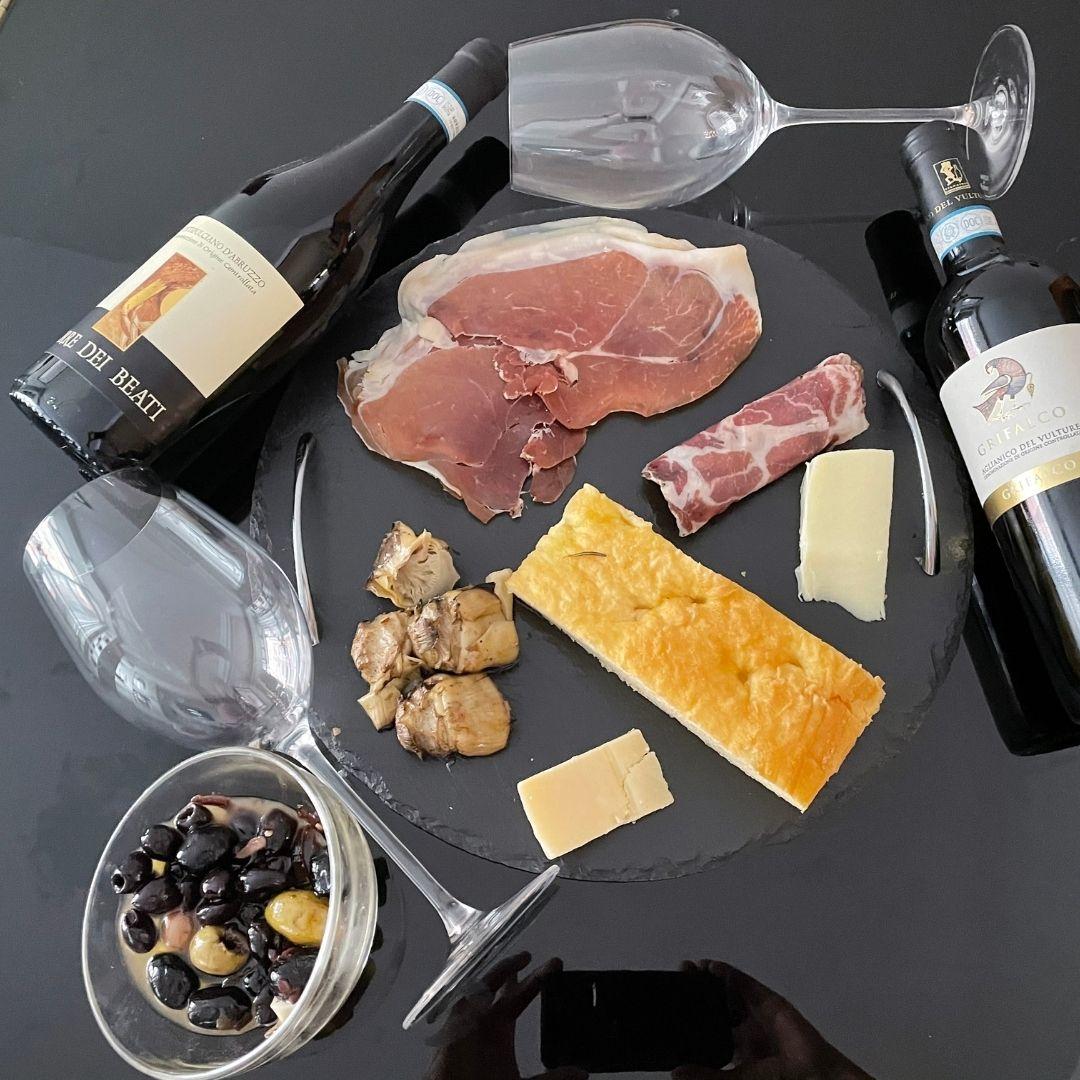 Great Italian Wines [Master Class] Understanding Indigenous Grape Varieties – Montepulciano & Aglianico