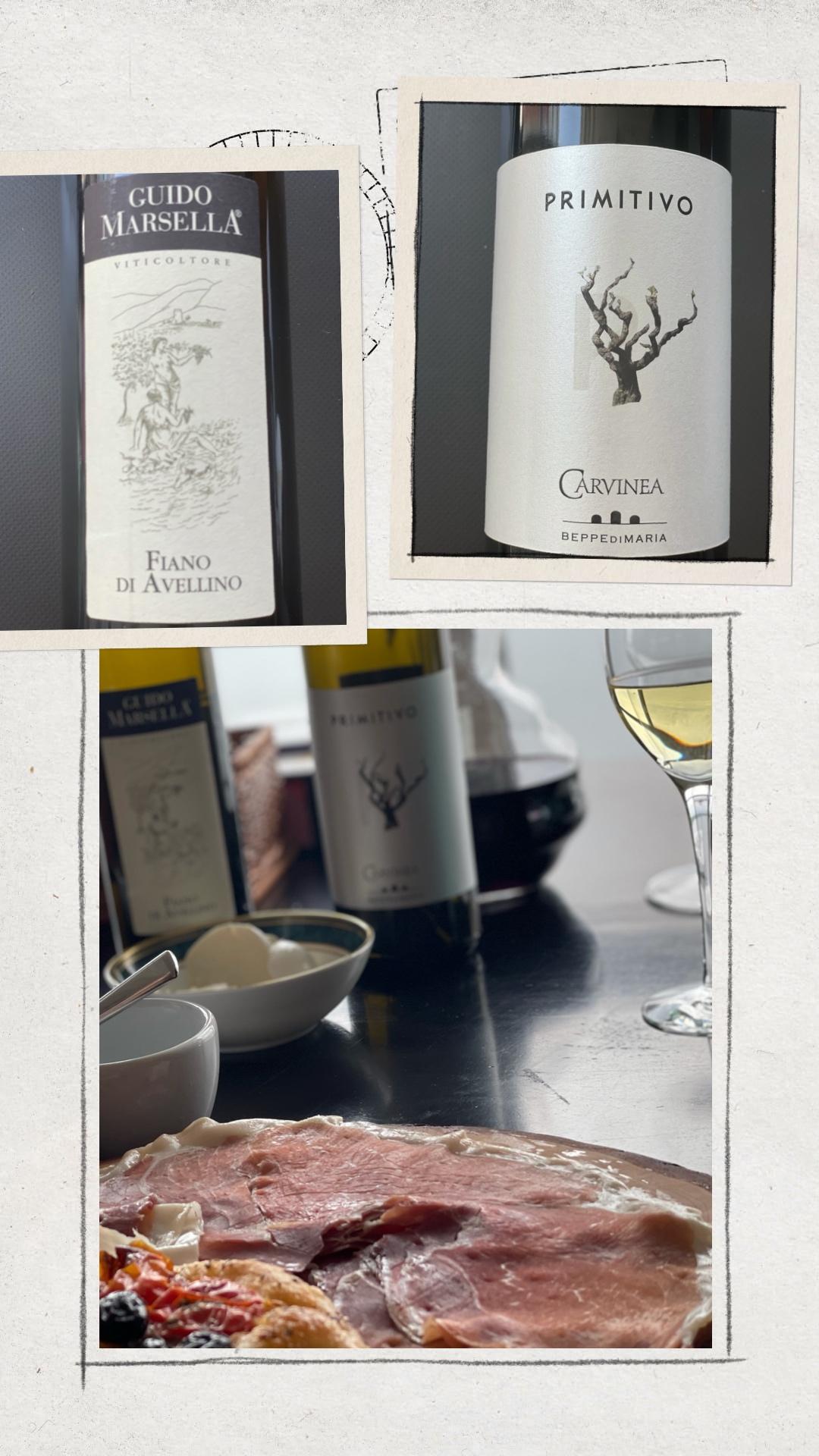 Great Italian Wines Masterclass – Understanding Indigenous Grape Varieties – Fiano andPrimitivo